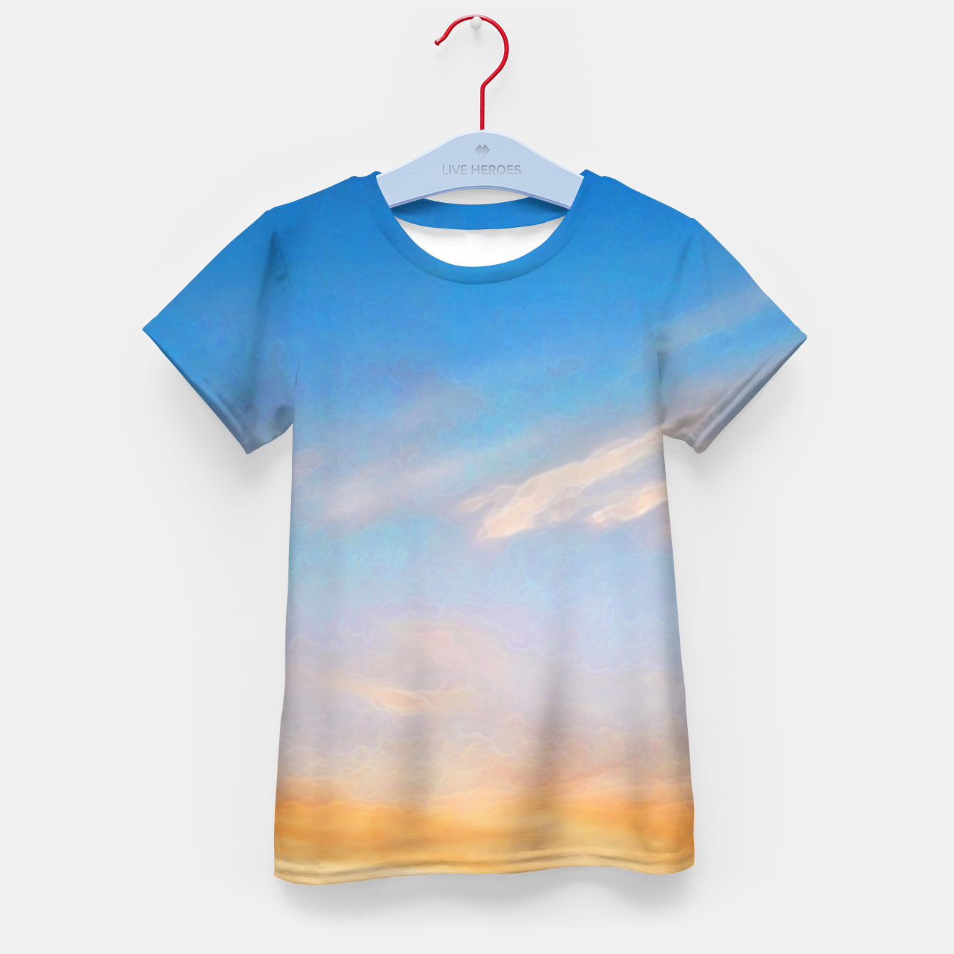 Image of Between night and day Kid's t-shirt - Live Heroes