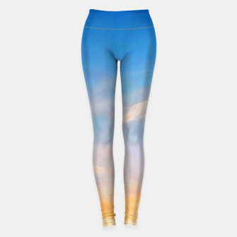 Thumbnail image of Between night and day Leggings, Live Heroes