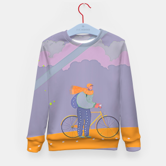 Thumbnail image of Move Kid's sweater, Live Heroes