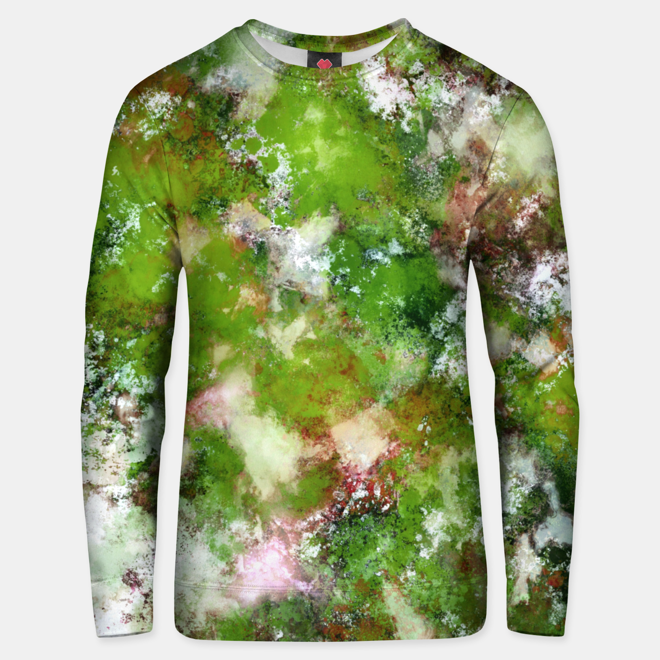 Image of Growing green Unisex sweater - Live Heroes