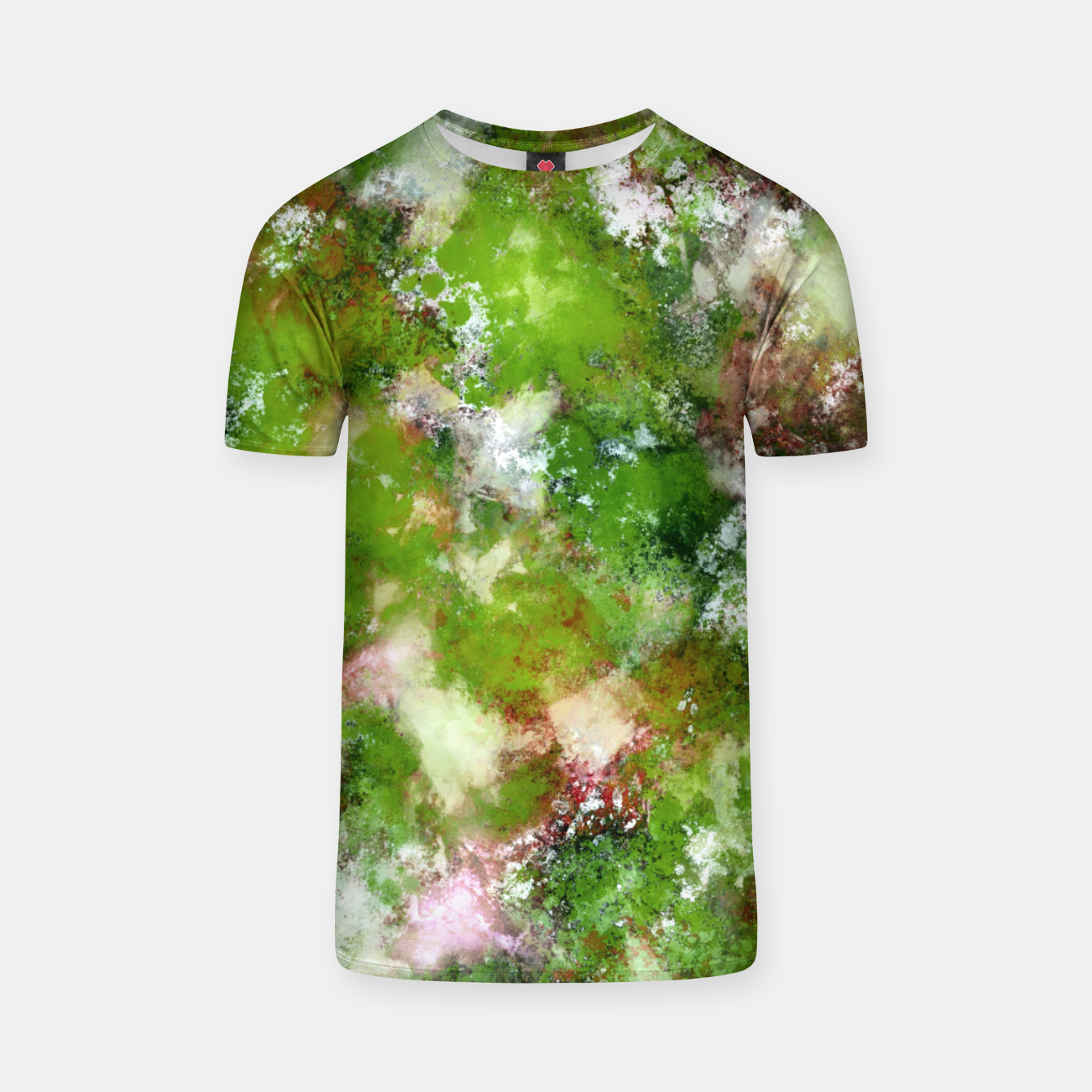 Image of Growing green T-shirt - Live Heroes