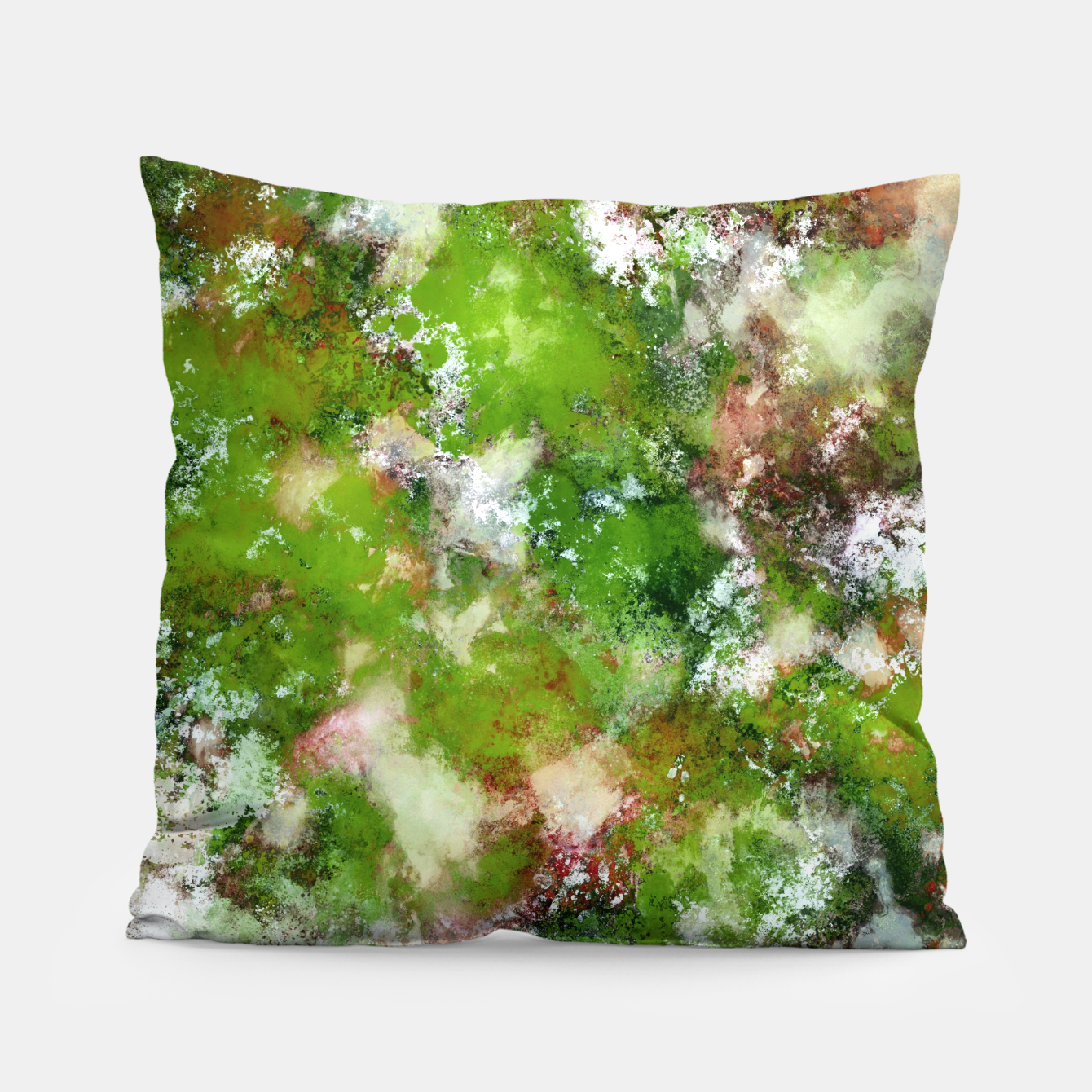 Image of Growing green Pillow - Live Heroes