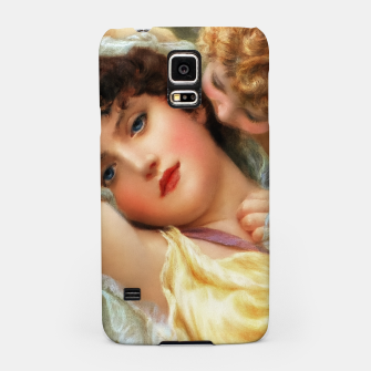 Love Whispers by Norman Prescott-Davies Samsung Case thumbnail image