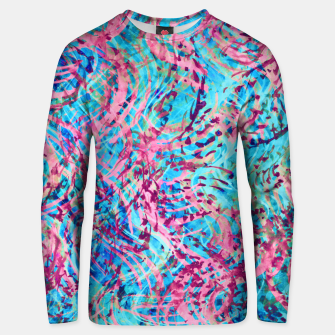 Thumbnail image of Texture Painting 31 Unisex sweater, Live Heroes