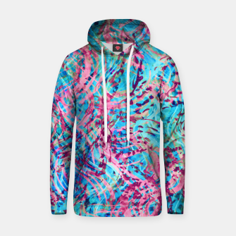 Thumbnail image of Texture Painting 31 Hoodie, Live Heroes
