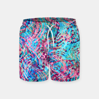 Thumbnail image of Texture Painting 31 Swim Shorts, Live Heroes