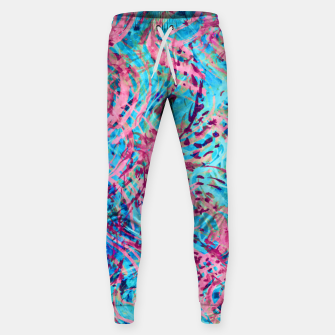 Thumbnail image of Texture Painting 31 Sweatpants, Live Heroes
