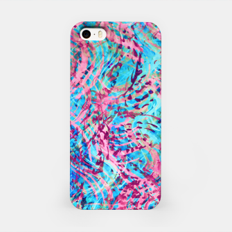 Thumbnail image of Texture Painting 31 iPhone Case, Live Heroes
