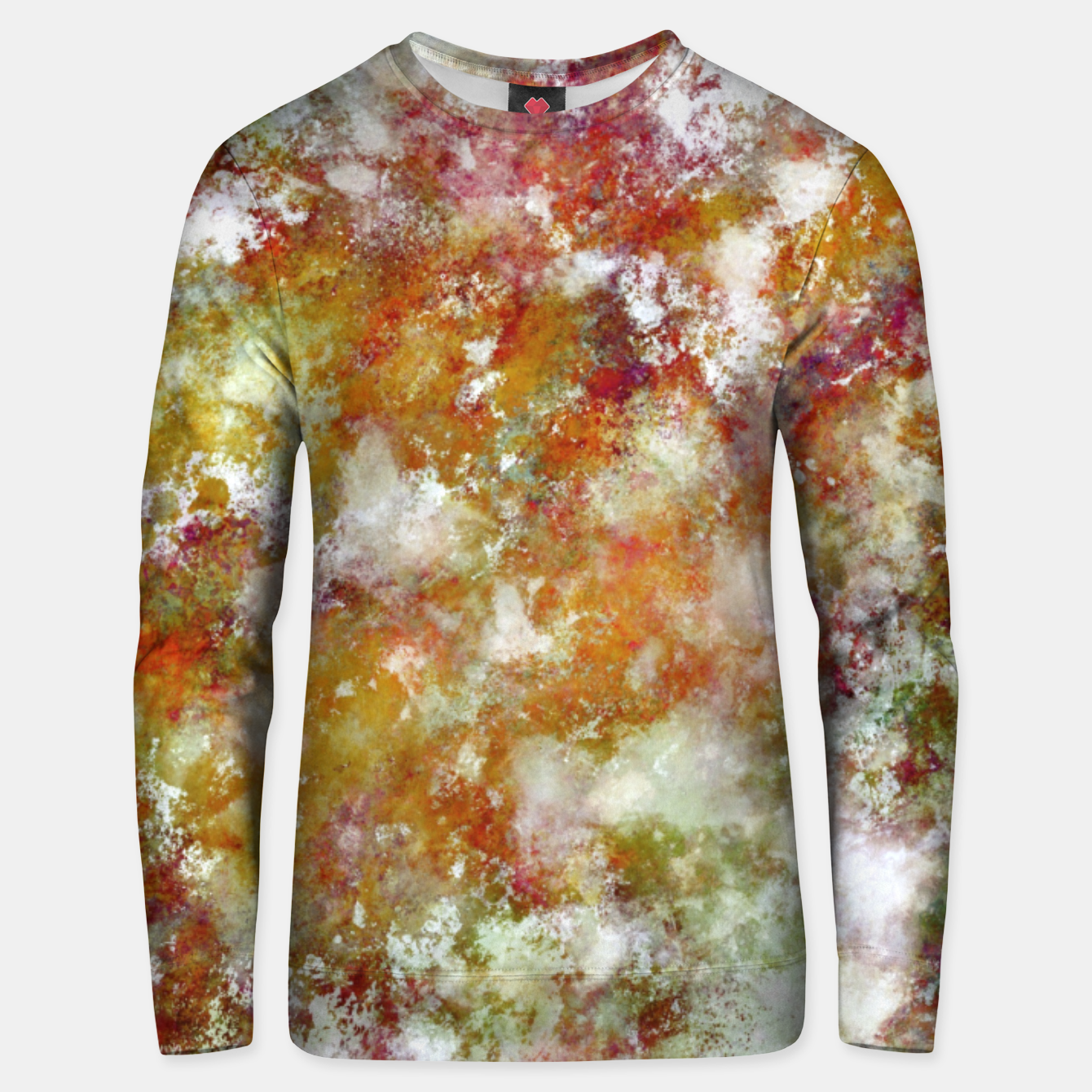Image of Autumn day Unisex sweater - Live Heroes