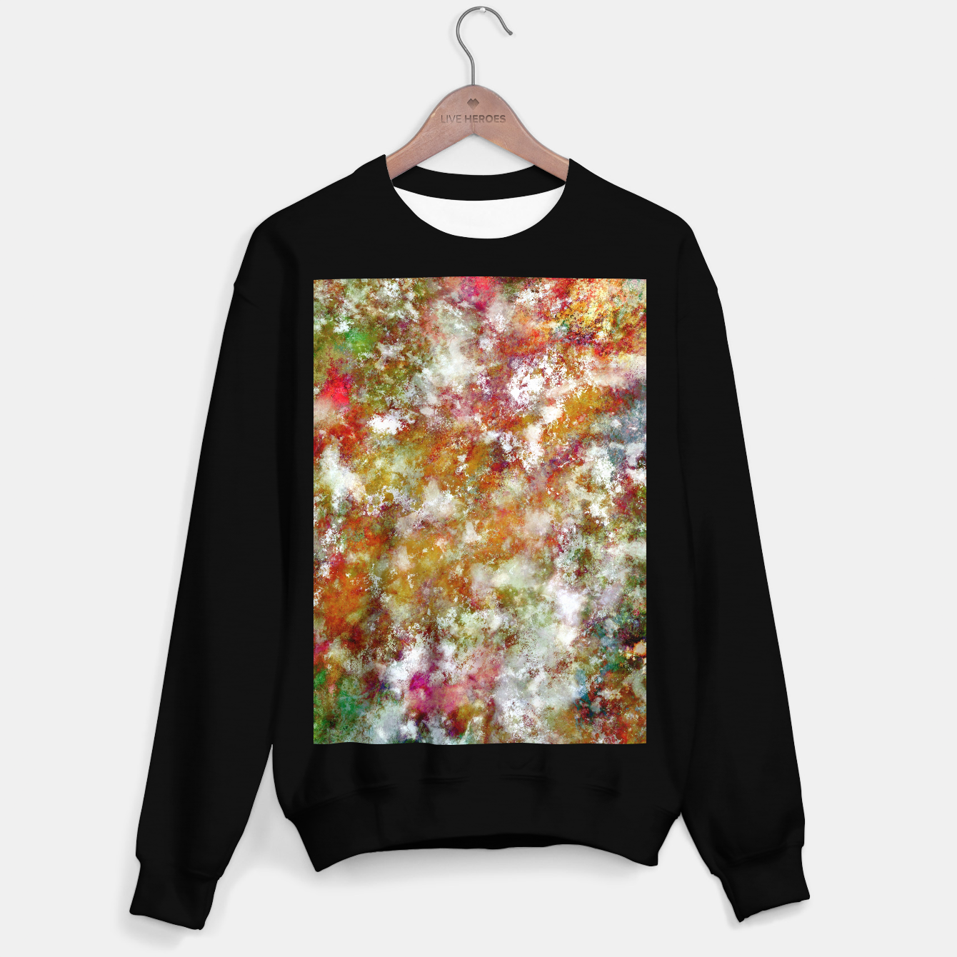 Image of Autumn day Sweater regular - Live Heroes