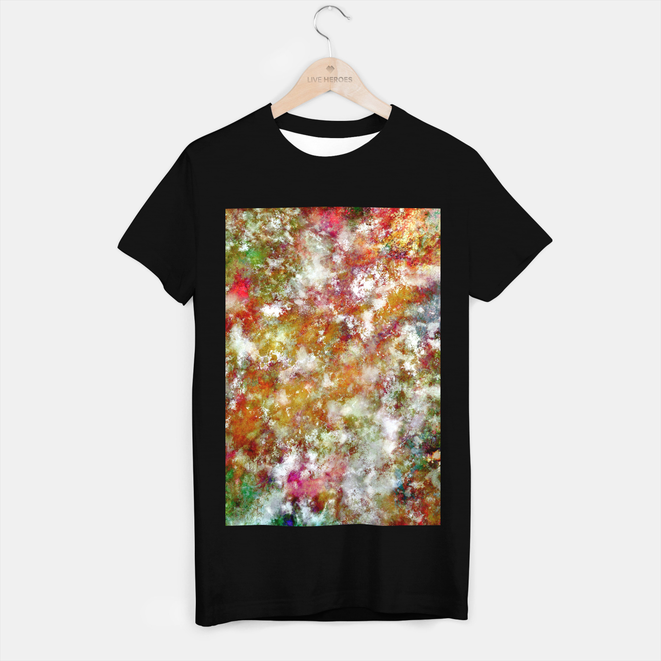 Image of Autumn day T-shirt regular - Live Heroes