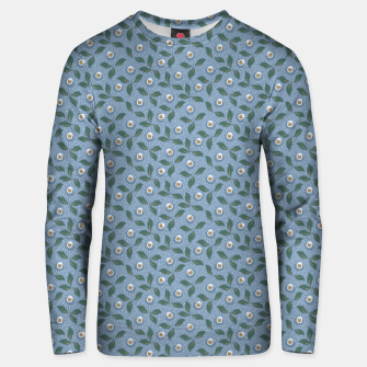 Thumbnail image of Dancing flowers with lively leaves Unisex sweater, Live Heroes