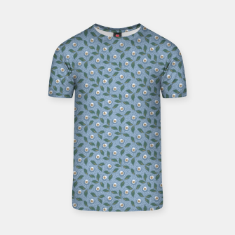 Thumbnail image of Dancing flowers with lively leaves T-shirt, Live Heroes