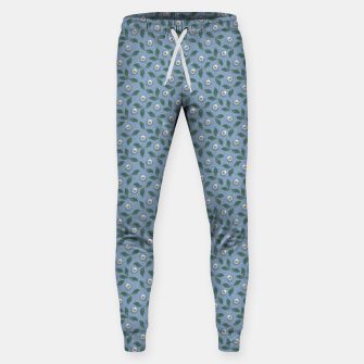 Thumbnail image of Dancing flowers with lively leaves Sweatpants, Live Heroes