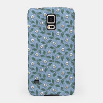 Thumbnail image of Dancing flowers with lively leaves Samsung Case, Live Heroes