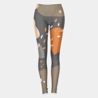 Thumbnail image of Abstract 02 Leggings, Live Heroes
