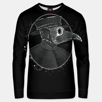 Thumbnail image of Plague Doctor Unisex sweater, Live Heroes