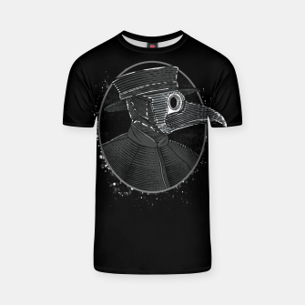 Thumbnail image of Plague Doctor T-shirt, Live Heroes