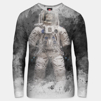 Thumbnail image of Astronaut Watercolor Unisex sweater, Live Heroes