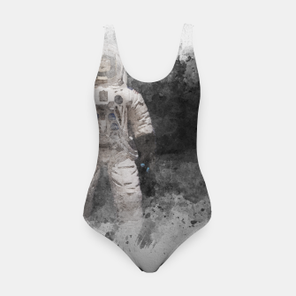 Thumbnail image of Astronaut Watercolor Swimsuit, Live Heroes