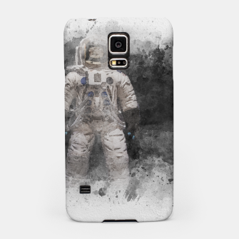 Thumbnail image of Astronaut Watercolor Samsung Case, Live Heroes