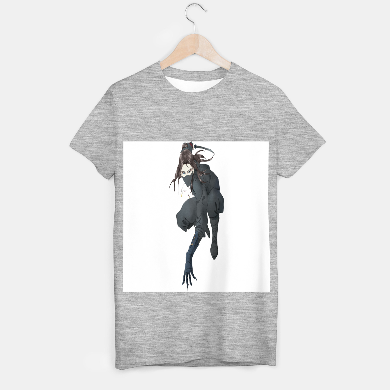 Image of Assassin of the Night T-shirt regular - Live Heroes