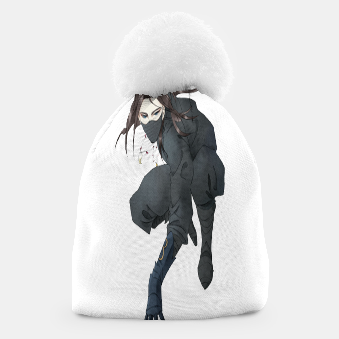 Image of Assassin of the Night Beanie - Live Heroes