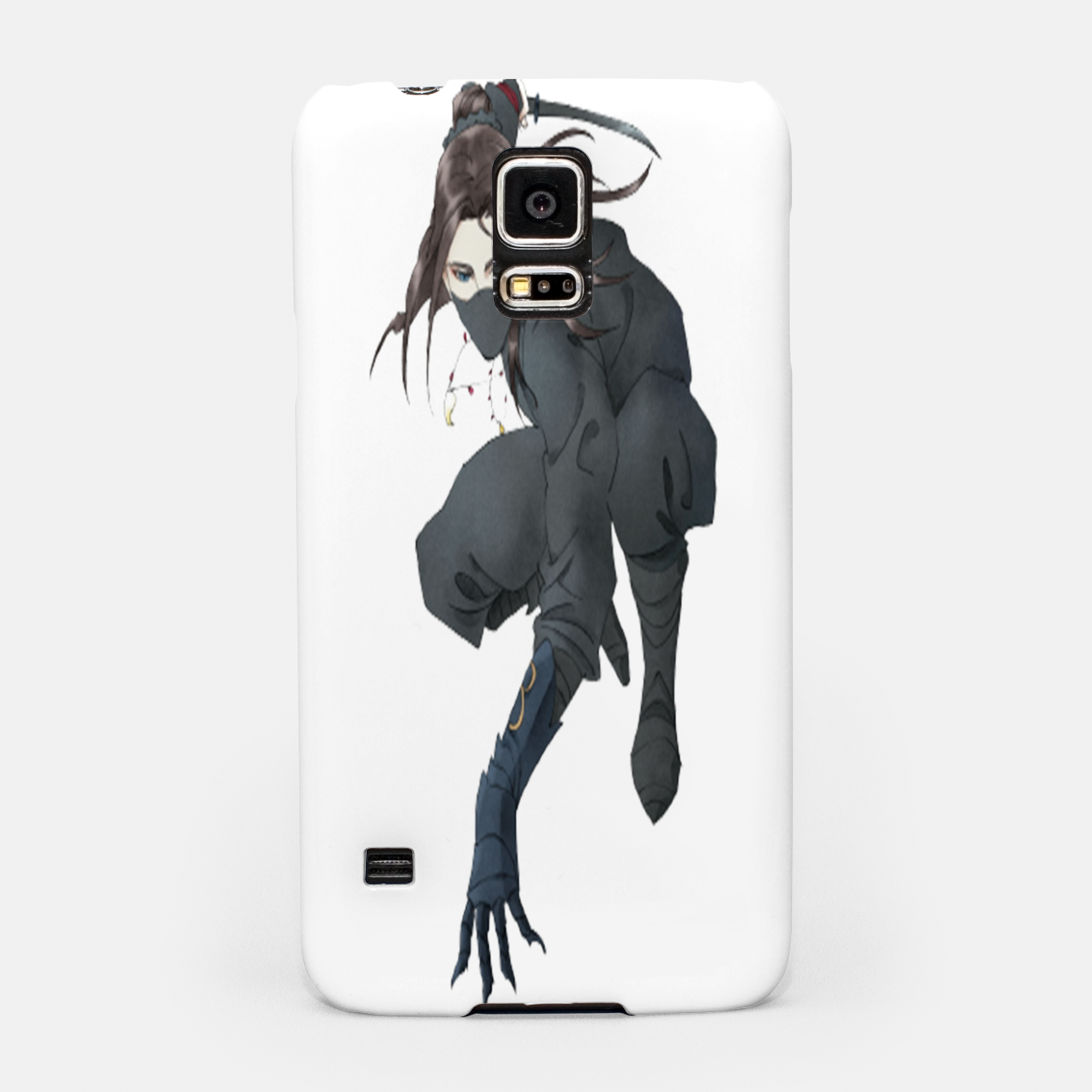 Image of Assassin of the Night Samsung Case - Live Heroes