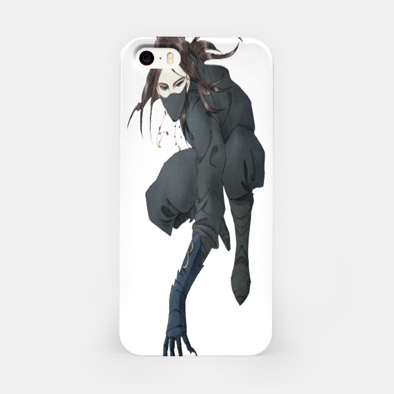Image of Assassin of the Night iPhone Case - Live Heroes