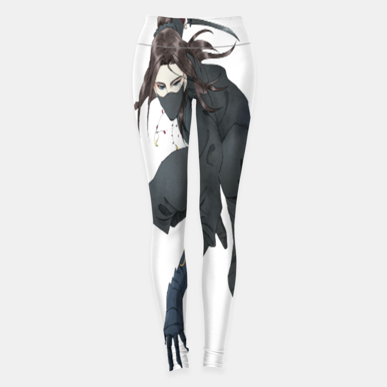 Image of Assassin of the Night Leggings - Live Heroes