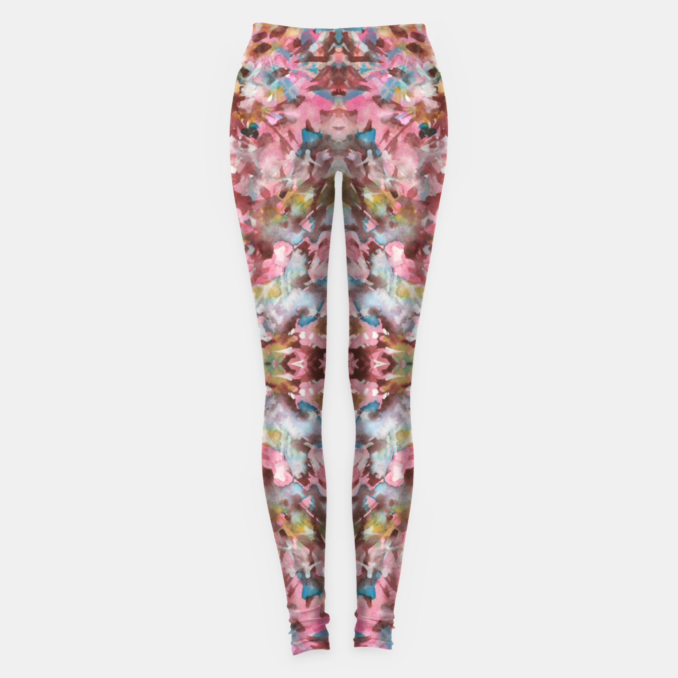 Image of Background Painting 9 Leggings - Live Heroes