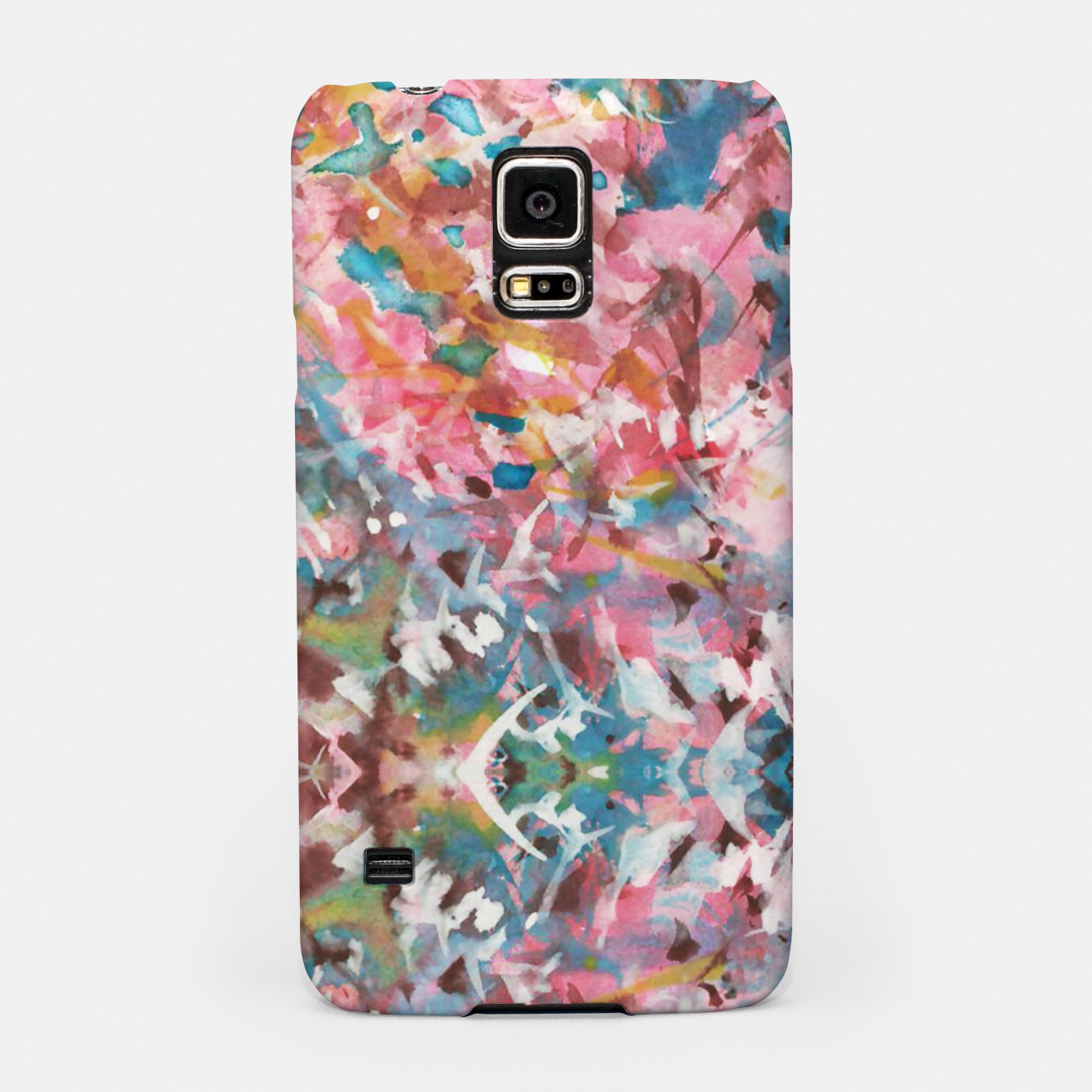 Image of Background Painting 9 Samsung Case - Live Heroes