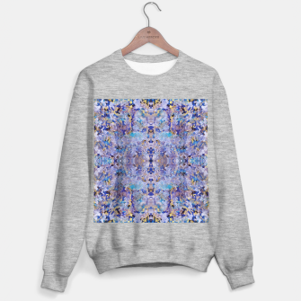 Thumbnail image of Blue Painting Sweater regular, Live Heroes