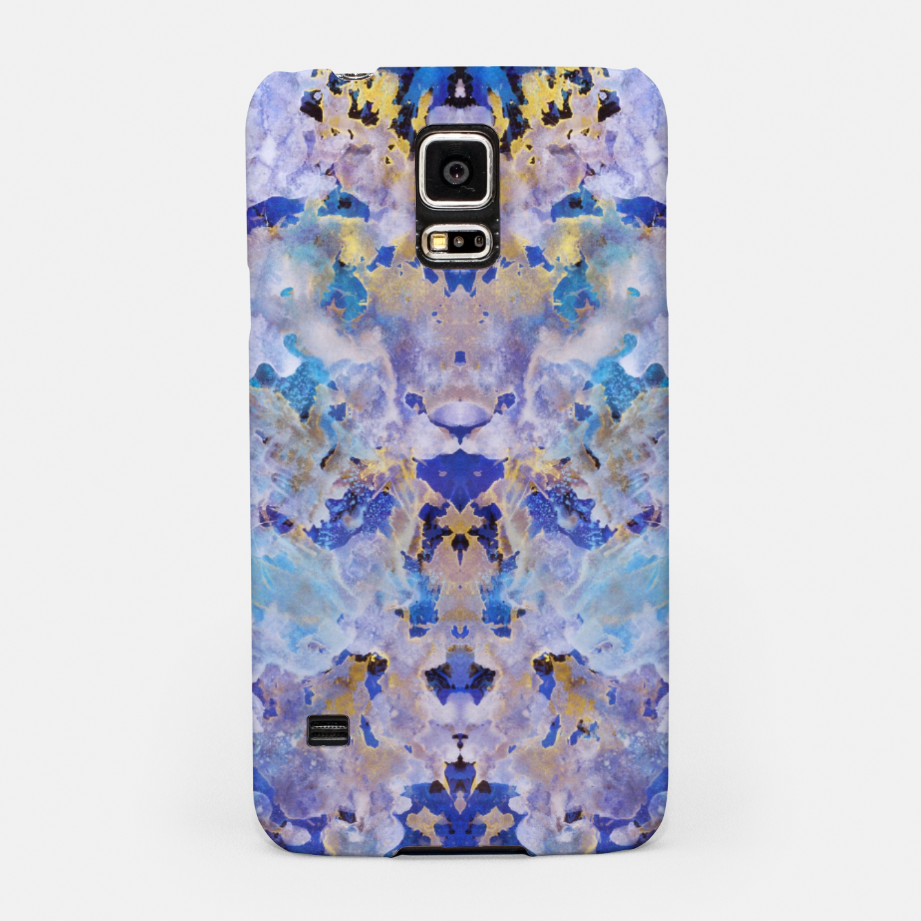 Image of Blue Painting Samsung Case - Live Heroes