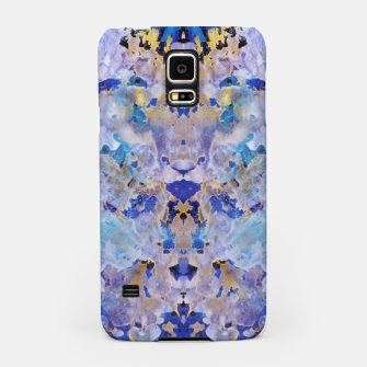 Thumbnail image of Blue Painting Samsung Case, Live Heroes