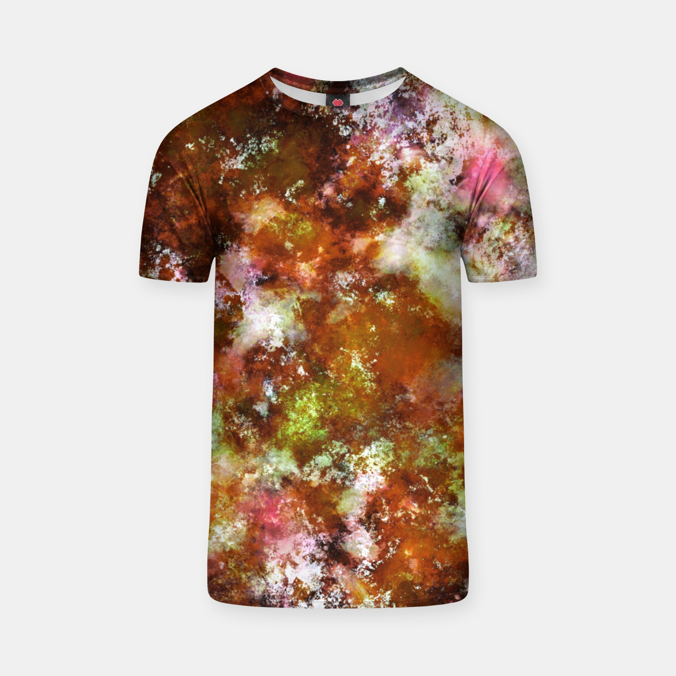 Image of Finding tree bark T-shirt - Live Heroes