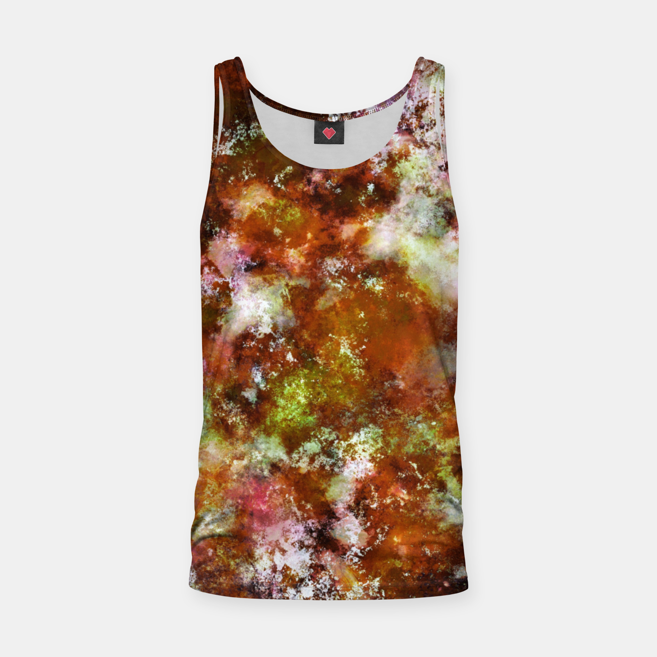 Image of Finding tree bark Tank Top - Live Heroes