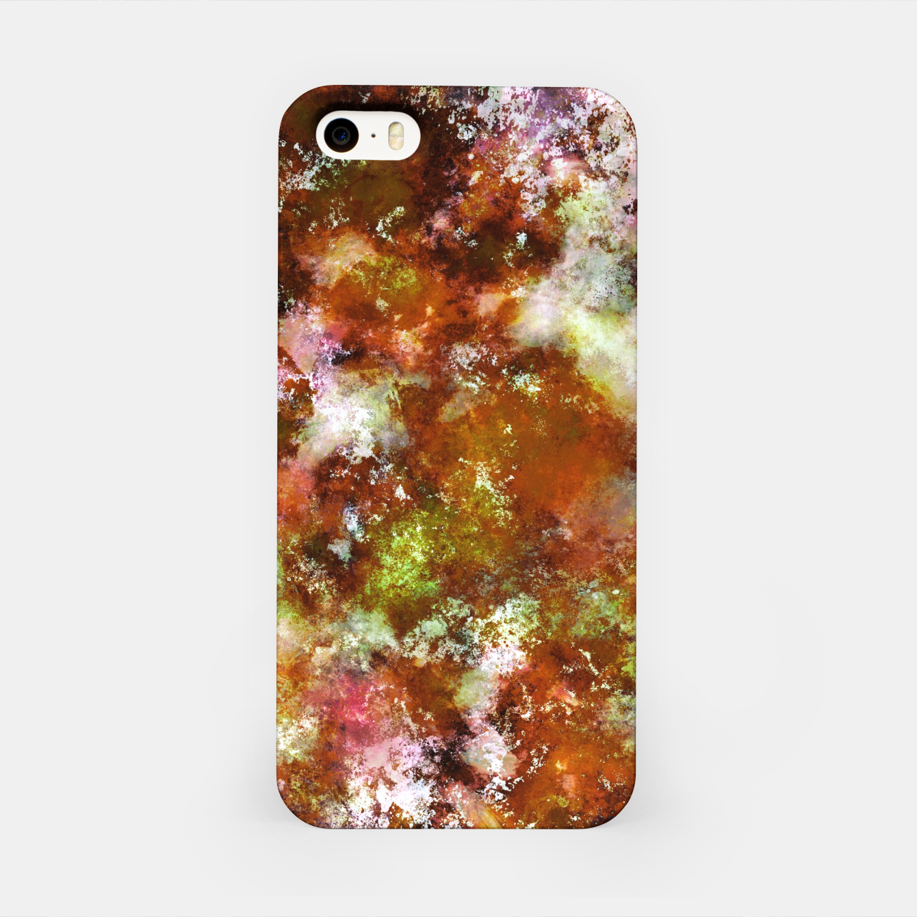 Image of Finding tree bark iPhone Case - Live Heroes