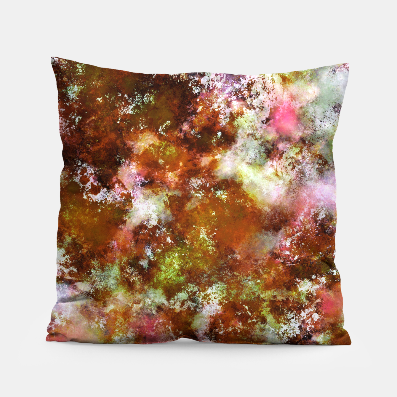 Image of Finding tree bark Pillow - Live Heroes
