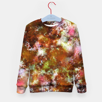 Thumbnail image of Finding tree bark Kid's sweater, Live Heroes