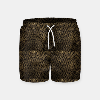 Gold Chain Maille Swim Shorts thumbnail image