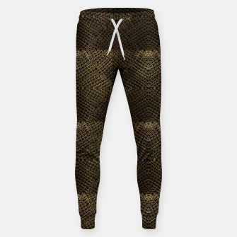 Gold Chain Maille Sweatpants thumbnail image