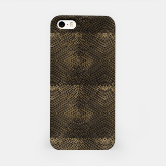 Gold Chain Maille iPhone Case thumbnail image