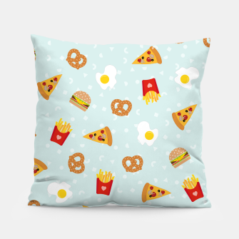 Thumbnail image of Pillow Fast Food, Live Heroes