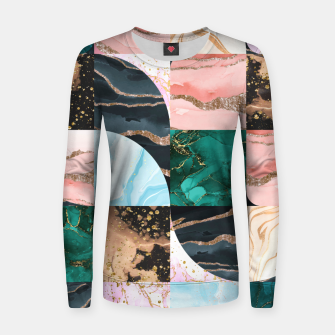 Marble Obsession Women sweater thumbnail image