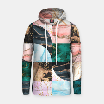 Marble Obsession Hoodie thumbnail image