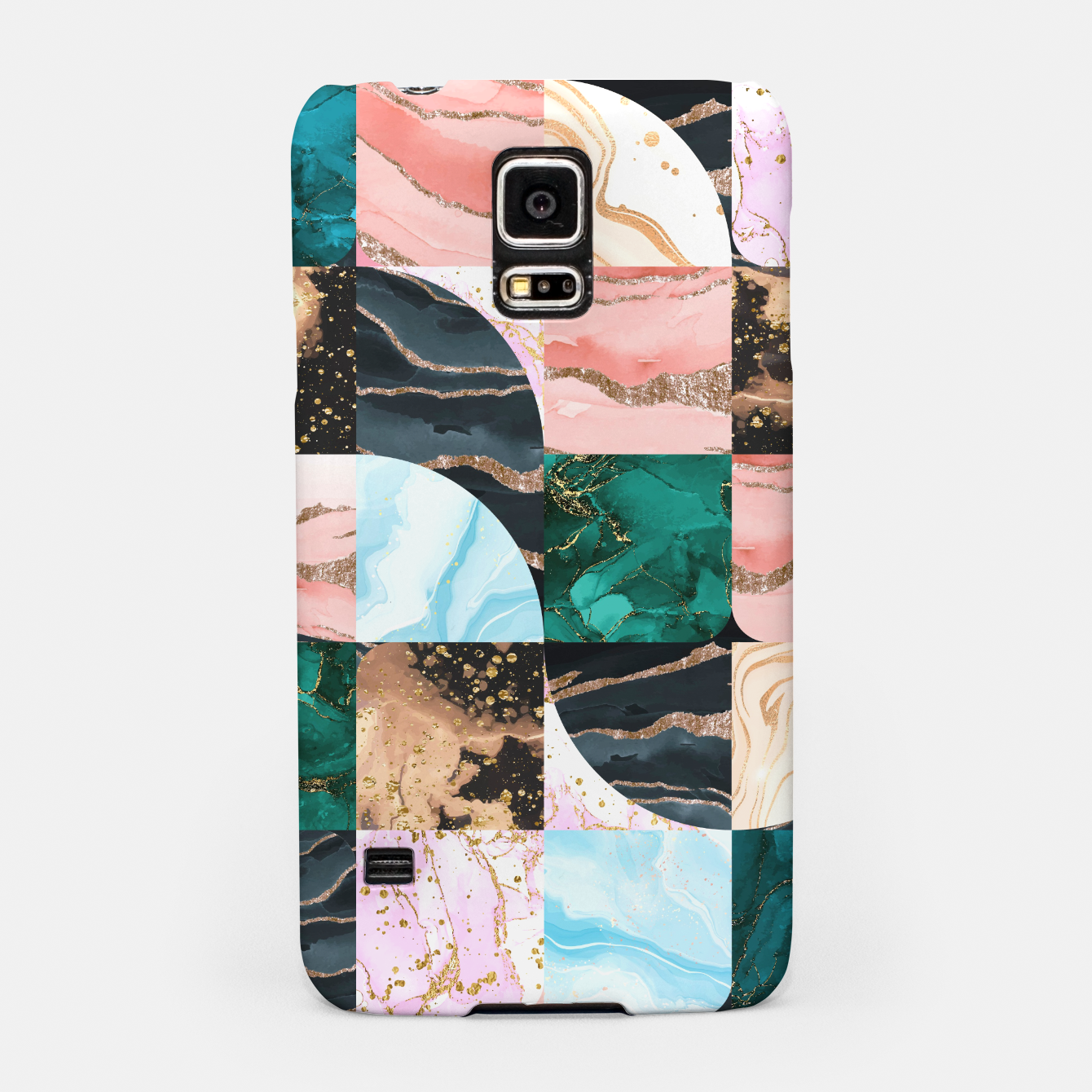 Image of Marble Obsession Samsung Case - Live Heroes