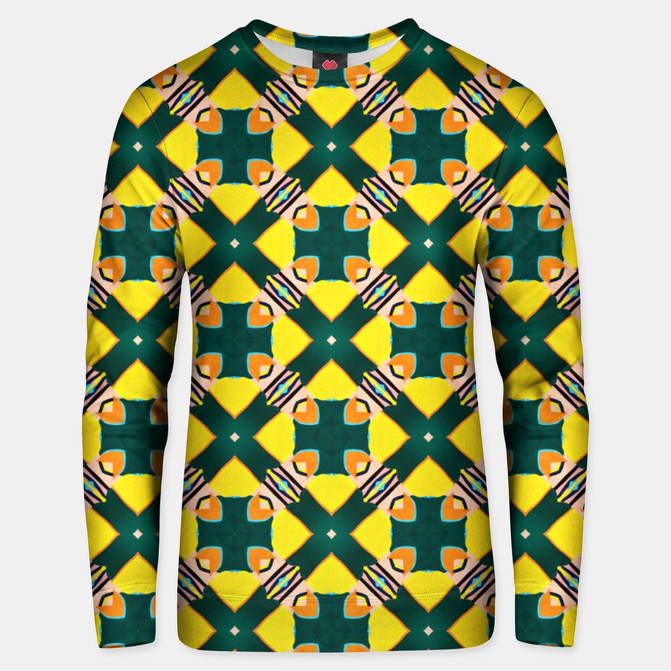 Image of Tile Mania Unisex sweater - Live Heroes
