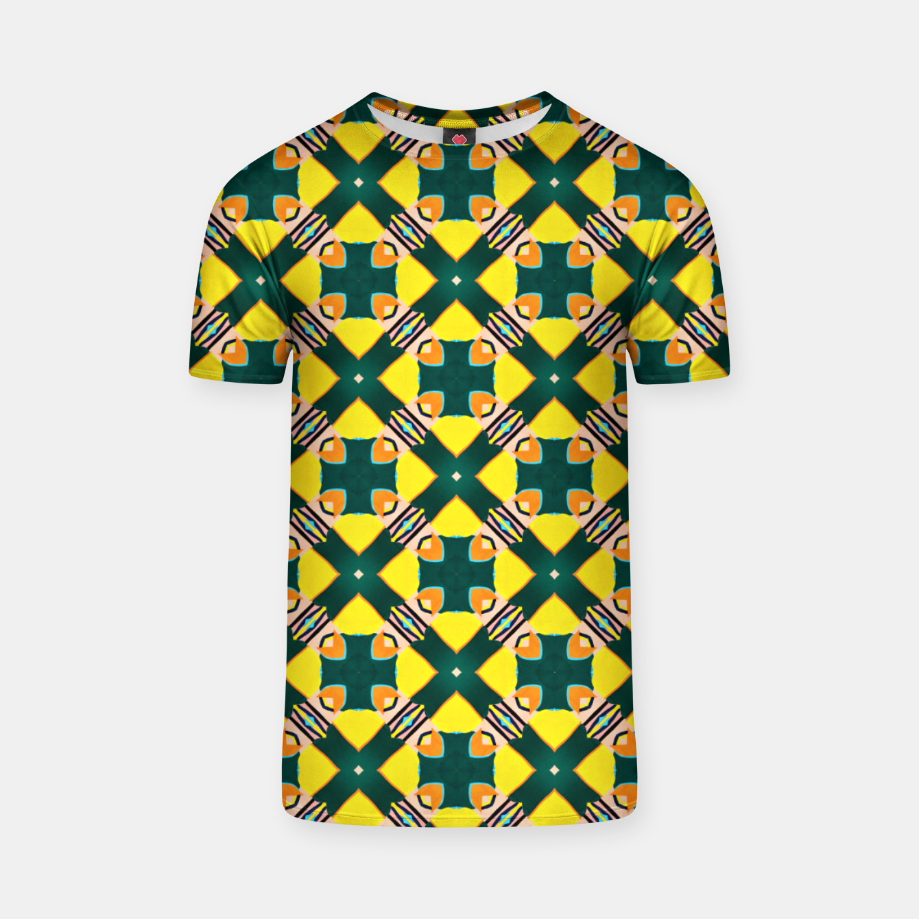 Image of Tile Mania T-shirt - Live Heroes