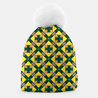 Thumbnail image of Tile Mania Beanie, Live Heroes